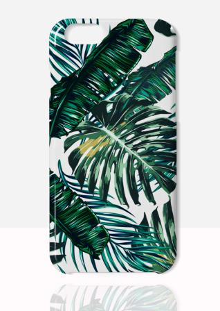 Coconut Lane iPhone 7 plus case