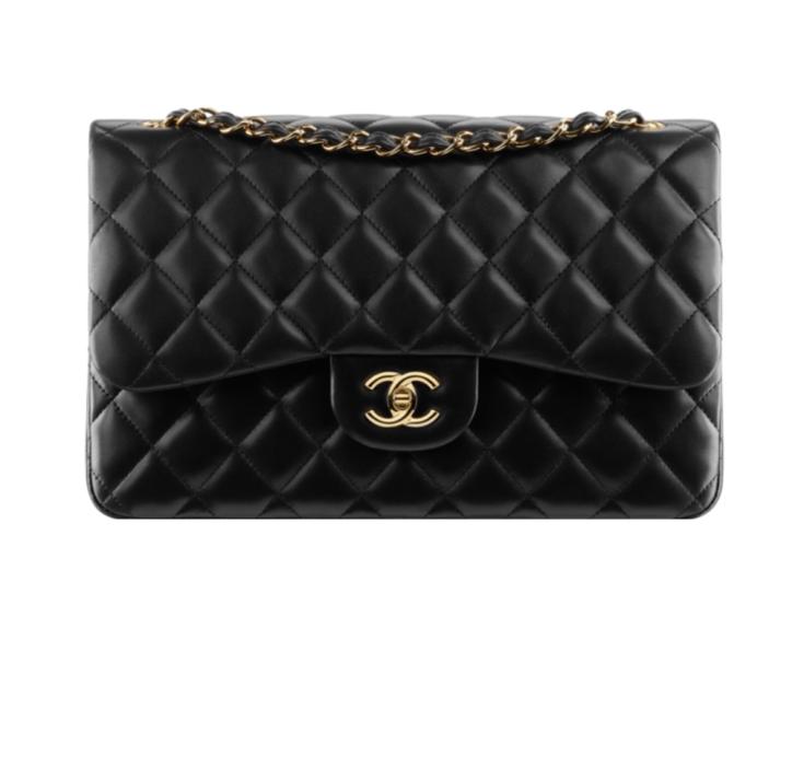 Chanel Classic Double Flap Bag